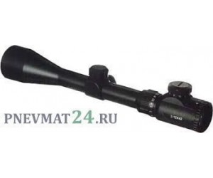 Оптический прицел ZOS 3-12x42 E (R6, MilDot) 25 мм, подсветка