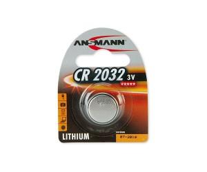 Элемент питания Ansmann CR2032 BL-1
