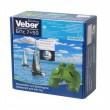 Бинокль Veber Waterproof 7x50 БПс плавающий, с компасом