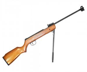 Пневматическая винтовка Strike One B008 (подствол. взвод, дерево, 3 Дж)