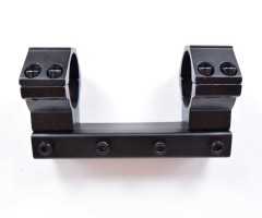 Кронштейн 30 мм монолит на «ласточкин хвост», высокий, 10 см (BH-MS30)