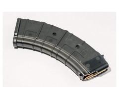 Магазин Pufgun на ВПО-136/АК/АКМ/Сайга 7,62x39, 30 патронов (черный)