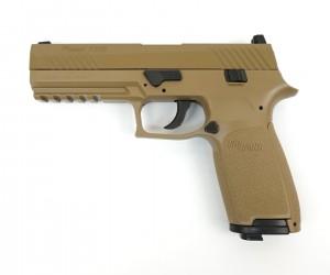 Пневматический пистолет Sig Sauer P320 Coyote Tan