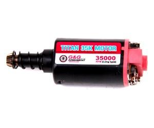 Мотор G&G Titan высокоскоростной, длинного типа (G-10-094)
