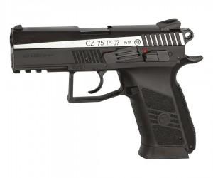 Пневматический пистолет ASG CZ 75 P-07 Duty Dual Tone