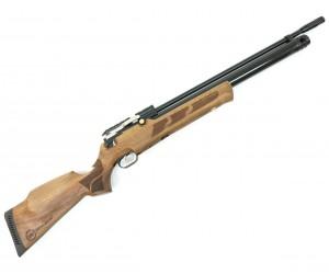 Пневматическая винтовка Kral Puncher Maxi W (орех, PCP, 3 Дж) 6,35 мм
