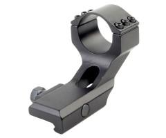 Кронштейн с кольцом 25/30 мм на Weaver, с выносом, тройное крепление (BH-MS20)