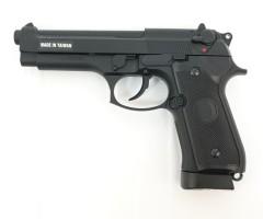 Страйкбольный пистолет KJW Beretta M9 CO2 GBB