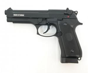 Страйкбольный пистолет KJW Beretta M9 CO₂ GBB