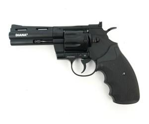 """Пневматический револьвер Diana Raptor-4"""" (Colt Python)"""