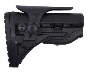 Приклад 092 M4AR-15 GL Shock Stock Black