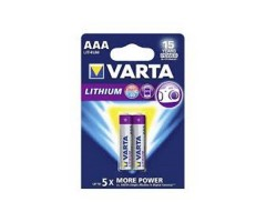 Элемент питания Varta Professional Lithium 6205 CR123A BL2