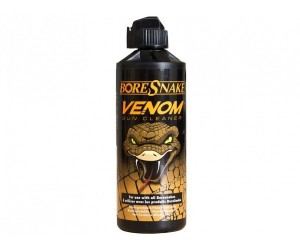 Оружейное масло Hoppe's Boresnake Venom Gun Oil with T3 4 oz. Black, 120 мл