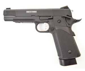Страйкбольный пистолет KJW Colt M1911 Hi-Capa CO₂ (KP-05.CO2)