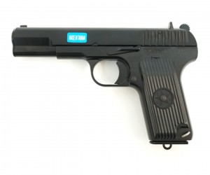 Страйкбольный пистолет WE TT Black (WE-E012-BK)