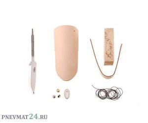 Набор для изготовления ножа Helle HE99 Harding