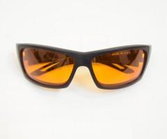 Очки защитные ESS Credence, оранжевые линзы (P24-0214)
