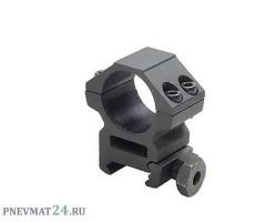 Кольца Leapers AccuShot 25,4 мм на Weaver, низкие, 2 винта (RGWM-25L2)