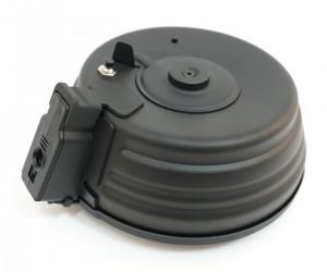 Магазин-бубен электрический Cyma для АК/РПК sounds control на 2500 шаров (C.38S)