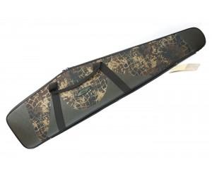 Чехол-кейс 120 см, с оптикой (кордура, поролон, кож. вставки)