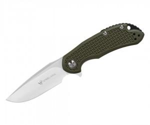 Нож складной Steel Will C22M-1OD Cutjack (оливк. рукоять)
