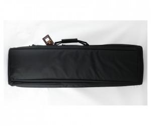 Кейс Vektorиз капрона черный с крепл. Molle и рюкзачными лямками (А-5 ч)