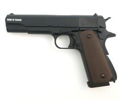 Страйкбольный пистолет KJW Colt M1911A1 CO₂ GBB (1911.CO2)