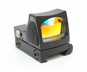 Коллиматорный прицел Trijicon LED RMR на Weaver (BH-KTR04)