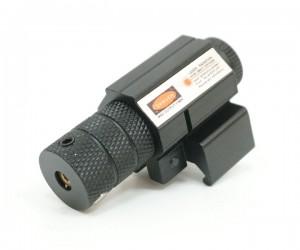Лазерный целеуказатель компактный (красный) выносная кнопка (BH-LGR04)