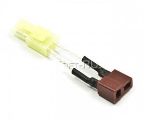 Коннектор iPower T-разъем на mini-tamiya 30 мм «мама» (T-MT)