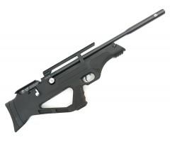 Пневматическая винтовка Hatsan Flashpup-S QE (пластик, PCP, модератор, 3 Дж) 6,35 мм