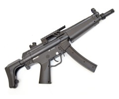 Страйкбольный пистолет-пулемет ASG BT5 A5 (17274)