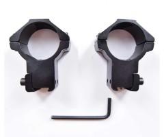 Кольца 30 мм на «ласточкин хвост», высокие (BH-RS31)