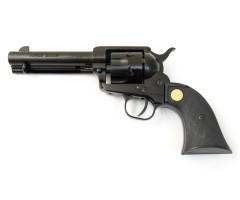 Сигнальный револьвер Colt Peacemaker M1873 (черный)