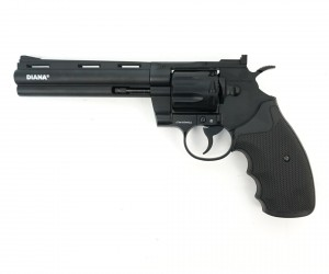 """Пневматический револьвер Diana Raptor-6"""" (Colt Python)"""