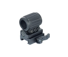 Кронштейн UTG Leapers для фонаря, диаметр 20-25 мм на Weaver (RG-FL25QS)