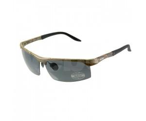 Очки стрелковые Veber Tactic Force M1, темно-серые линзы