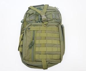 Рюкзак-сумка Remington, зеленый, 10 л, 45x30 см (TL-7091)
