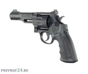 """Пневматический револьвер Umarex Smith & Wesson M&P R8 (5"""")"""