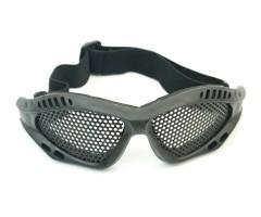Очки защитные сетчатые Cyma HY-041, черные