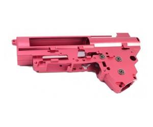 Фрезерованный гирбокс SHS 2-й версии, с подшипниками 8 мм (BX0011)