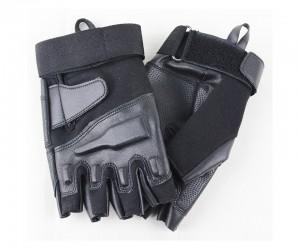 Перчатки с обрезанными пальцами Oakley tac-0202n Black