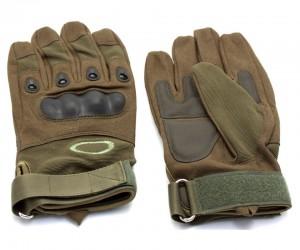 Перчатки тактические Oval (хаки)