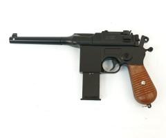 Страйкбольный пистолет Stalker SA96M Spring (Mauser C96)