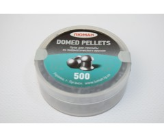 Пули Люман Domed Pellets 4,5 мм, 0,57 грамм, 500 штук