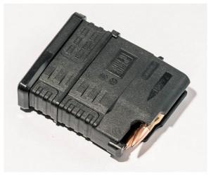 Магазин Pufgun на Сайга-308, 7,62x51, 10 патронов (черный)