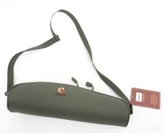 Чехол под оптику Vektor нейлоновый с мягкой подкладкой и ремнем, 36x9 см (ВО-1)