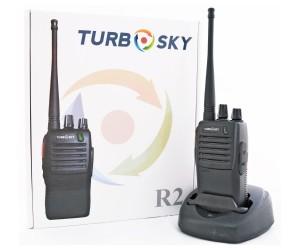 Радиостанция (рация) Turbosky R2