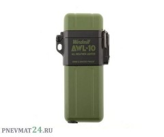 Зажигалка Windmill AW-10 Military Green