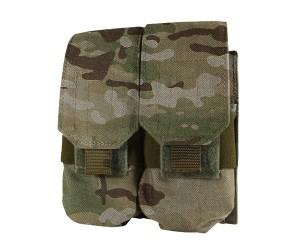 Подсумок Wartech MP-102 под 4 магазина M-серии (multicam)